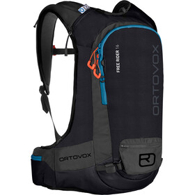 """Ortovox Free Rider 16 Backpack Black Raven"""